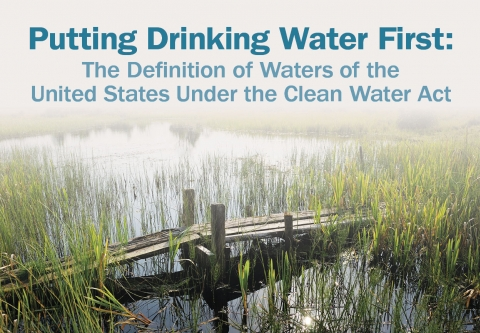 Putting Drinking Water First #2