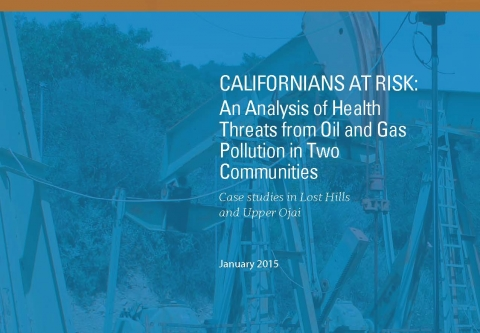 Cover - Californians at Risk